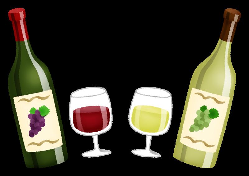 適量のワインは肌にいい!!